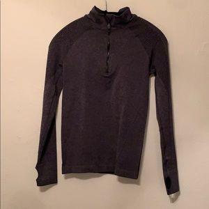 Fabletics collar zip shirt
